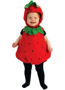 Strawberry Infant Costume
