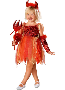 Sweet Deviless Toddler Costume