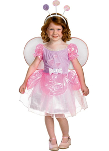 Sweet Fairy Toddler Costume