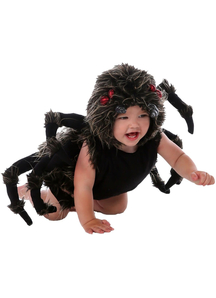 Tarantula Toddler Costume