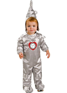 Tin Man Infant Costume