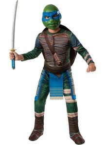 Tmnt Leonardo Costume Adult