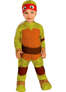 Tmnt Raphael Toddler Costume