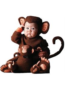 Ton Arma Monkey Toddler Costume
