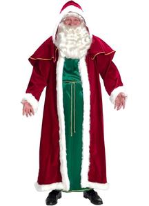 Victorian Santa Claus Adult Costume