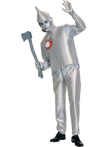 Wizard Of Oz Tin Man Adult Costume