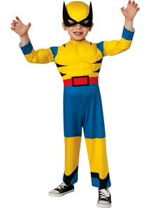 Wolverine Toddler Costume