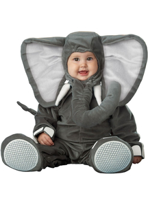 Wonderful Elephant Toddler Costume