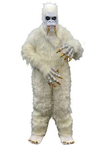 Yeti Adult Costume