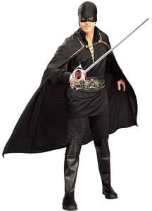 Zorro Costume Adult