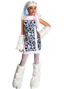 Abbey Bominable Monster High Child Costume