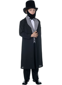 Abraham Lincoln Child Costume - 12255