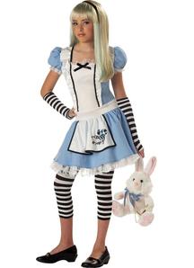 Alice In Wonderland Tween Costume