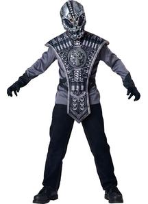 Alien Warrior Child Costume