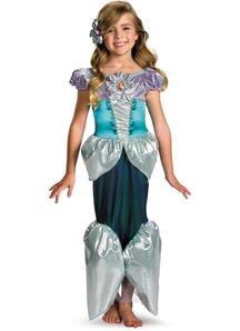 Ariel Disney Child Costume