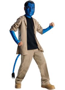 Avatar Jake Salley Child Costume