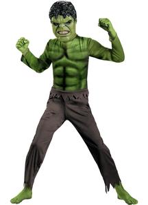 Avengers Hulk Child Costume