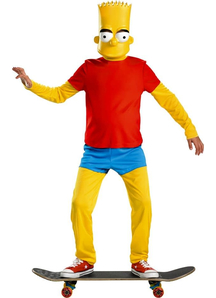 Bart Simpson Child Costume