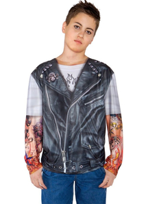 Biker Shirt Child Md
