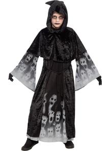Black Souls Child Costume