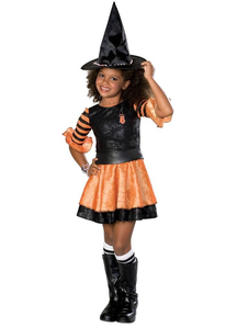 Bratz Doll Witch Child Costume