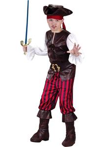 Brave Buccaneer Child Costume