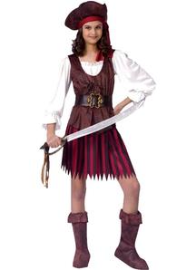 Buccaneer Child Costume