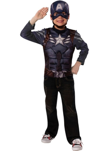 Captain America Muscle Child Kit