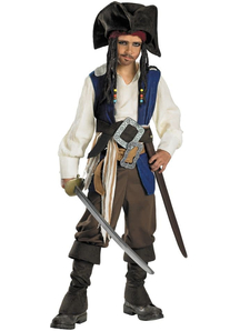 Captain Jack Sparraw Child Costume