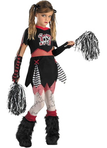 Cheerleader Doll Child Costume
