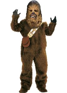 Chewbacca Child Costume