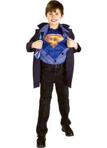 Clark Kent Superman Child Costume