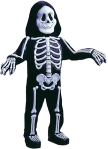 Classic Skeleton Toddler Costume