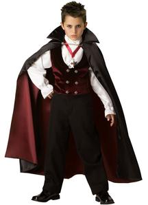 Classic Vampire Child Costume