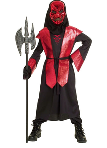 Creepy Demon Child Costume