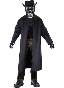 Criminal Zombie Child Costume