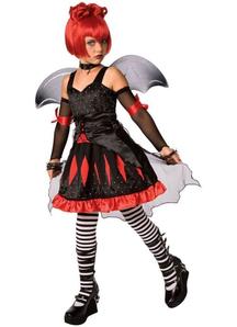 Cute Bat Child Costume