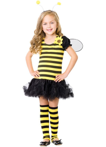 Cute Bee Child Costume