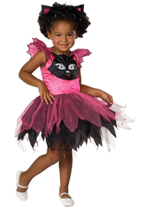 Cute Kitty Child Costume