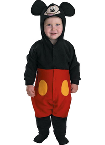 Cute Mickey Infant Costume