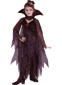 Dark Princess Child Costume
