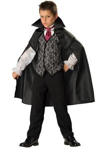 Dark Vampire Child Costume