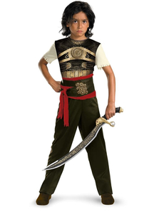 Dastan Child Costume