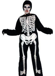 Dead Skeleton Child Costume