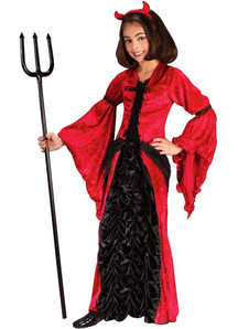 Devil Queen Child Costume