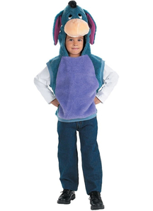 Eeyore Toddlers Costume