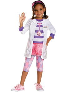 Doc Mcstuffins Girl Child Costume