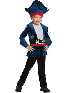 Disney Captain Jake Child Costume