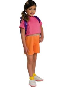 Dora Child Costume