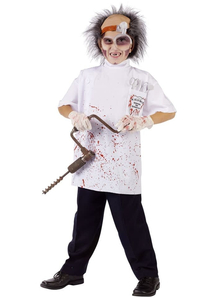 Dr Driller Child Costume